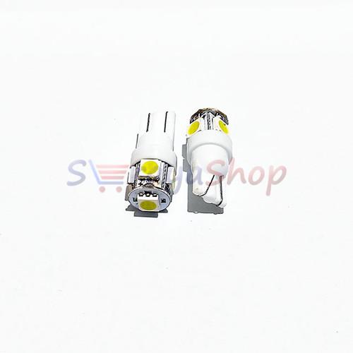 Foto Produk Lampu Senja T10 LED SMD 12V Universal dari Seraya Shop