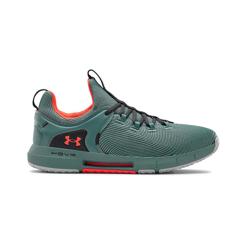 Foto Produk Men's UA HOVR™ Rise 2 Training Shoes (Blue/Green) - 9 dari Under Armour Indonesia