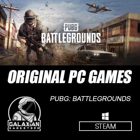 Foto Produk PLAYERUNKNOWN'S BATTLEGROUNDS (PUBG) Steam - Original PC Games dari Galaxian Gamestore #2