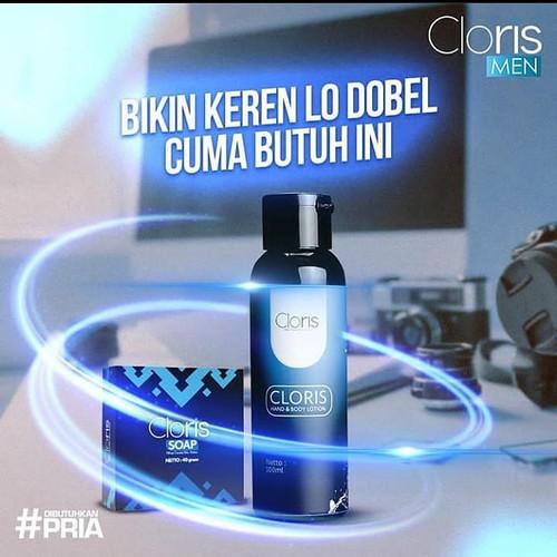 Foto Produk clorismen hand body lotion 100ml Mencerahkan Kulit Pria dari Aura Skincares Official Shop