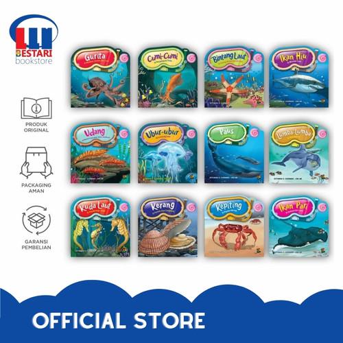 Foto Produk Buku cerita anak - seri hewan laut - hiu dari Bestari Book Store