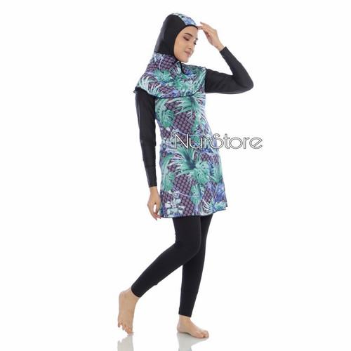 Foto Produk baju renang muslimah dewasa dan remaja lis dada 98766 dari sakinahbusana