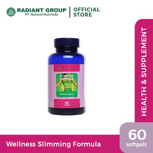 Foto Produk Wellness Slimming Formula 60 Softgels dari Natural Nutrindo