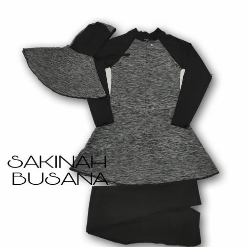 Foto Produk baju renang perempuan muslimah dewasa - 01, M dari sakinahbusana