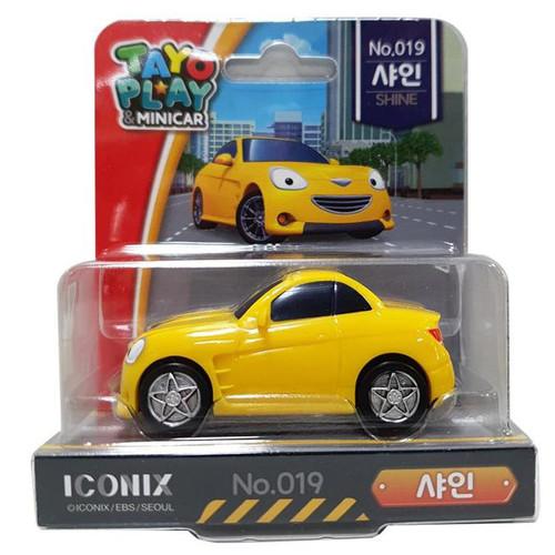 Foto Produk New Arrival Tayo The Little Bus Mini Friends Shine TYT 120032 dari Hando_Toys