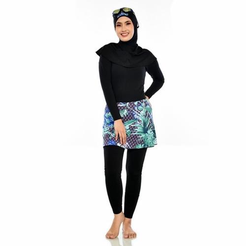 Foto Produk Baju renang wanita muslimah baju renang wanita/perempuan muslim - M dari sakinahbusana