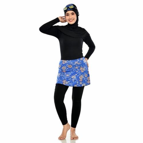 Foto Produk Baju renang wanita muslimah dewasa baju renang perempuan muslim - M dari sakinahbusana
