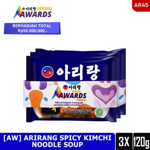 Foto Produk [AW] ARIRANG SPICY KIMCHI NOODLE SOUP 120g (AR45) dari Arirang Official Store