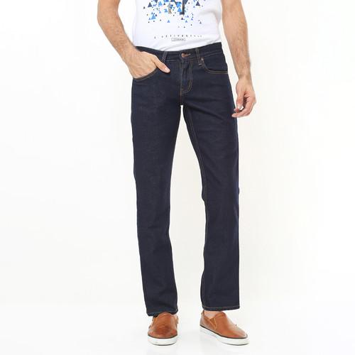 Foto Produk LGS - Regular Fit - Jeans - Dark Blue - Basic Model - 31 dari LGS Generation