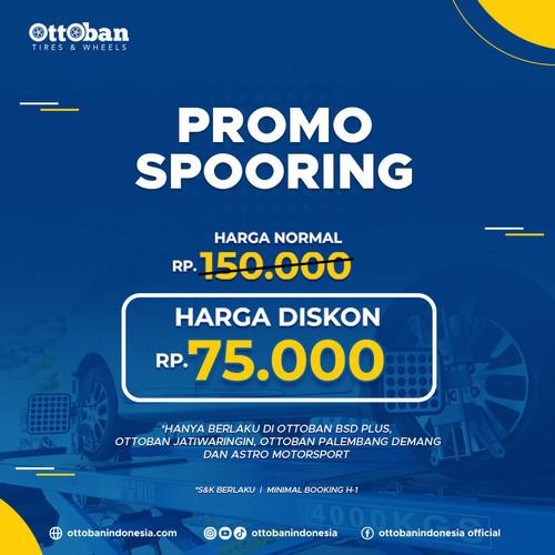 Foto Produk Spooring Ottoban Indonesia dari ottoban indonesia