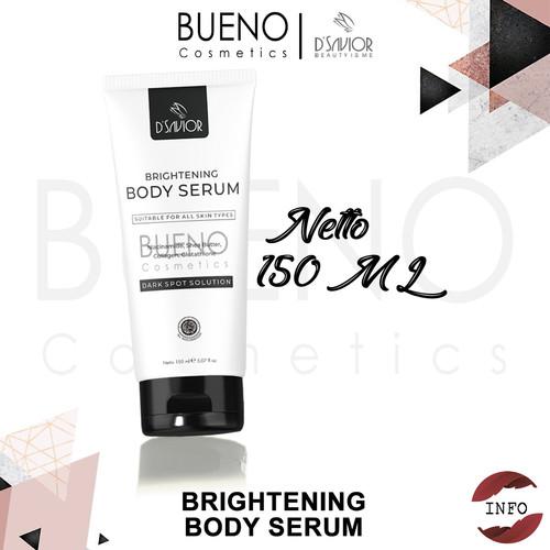 Foto Produk D'SAVIOR DSAVIOR D SAVIOR WHITENING BODY SERUM BODY PEELING - BODY SERUM dari Bueno Cosmetics
