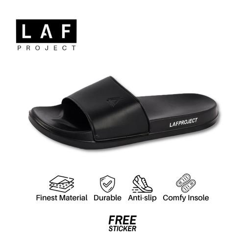 Foto Produk Sandal Pria Slide Sendal Slip on Anti Licin Ringan Gundala LAF Project - 39 dari LAF Project