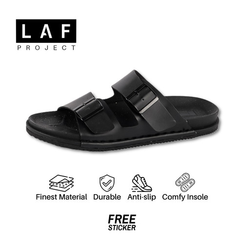 Foto Produk Sandal Pria Casual Sendal Slip on Slide Birken Original LAF Project - 39 dari LAF Project
