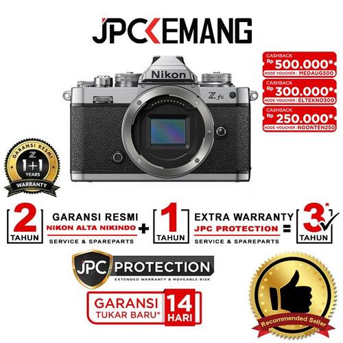 Foto Produk Nikon Z fc Nikon Zfc Mirrorless Digital Camera Body Only GARANSI RESMI dari JPCKemang