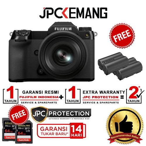 Foto Produk Fujifilm GFX 50S II Kit 35-70mm Fuji GFX50S II GFX 50SII GARANSI RESMI dari JPCKemang