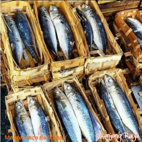 Foto Produk Tongkol Cue/tongkol iris/ikan kranjang - Keranjang dari Kranjang Raya