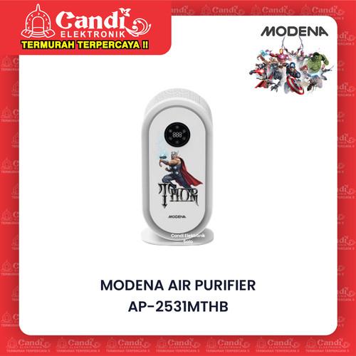 Foto Produk MODENA AIR PURIFIER AP-2531MTHB / AP 2531 MTHA / AP 2531MTHA 25m2 THOR dari Candi Elektronik Solo