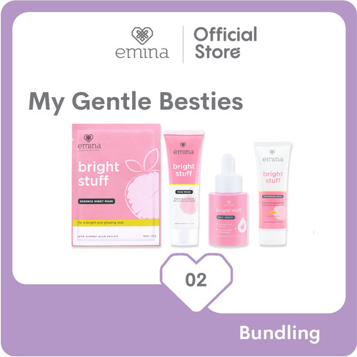 Foto Produk Emina My Gentle Besties dari Emina Official Store