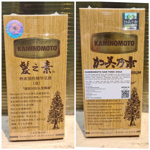 Foto Produk KAMINOMOTO Hair Growth Accelator, Serum Penumbuh Rambut dari Modis Shop