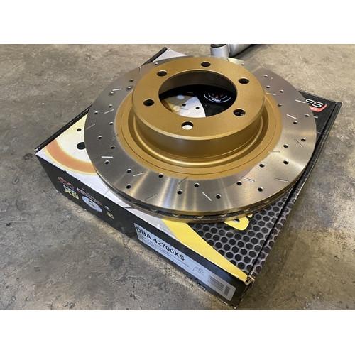 Foto Produk DBA XS Gold Disc Brake Front For Fortuner VRZ - DBA-42700XS dari Banteng Mas