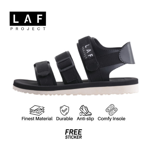 Foto Produk Sandal Pria Gunung Hiking Haji Umrah Hijrah Casual Jack V1 LAF Project - 43 dari LAF Project