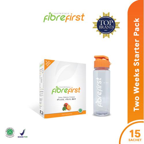 Foto Produk FibreFirst Two Weeks Supply Starter Pack dari FibreFirst Official