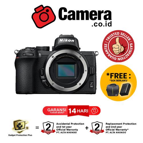 Foto Produk NIKON Z50 Body dari camera.co.id
