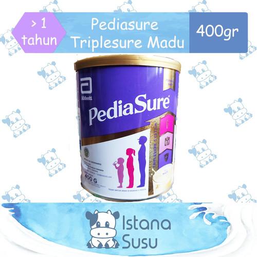 Foto Produk Pediasure Triplesure Madu 400 gr dari Istana Susu