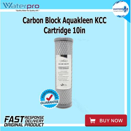 Foto Produk Carbon Block KCC 10in, Aquakleen dari WaterplusPure