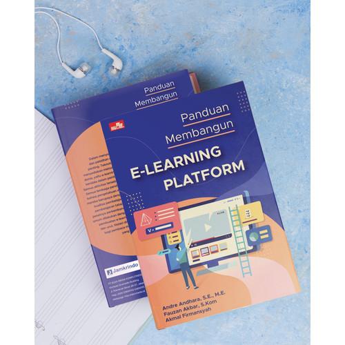 Foto Produk Buku Panduan Membangun E-Learning Platform dari Spaceroom