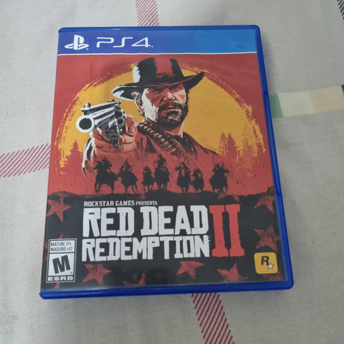 Foto Produk red dead redemption 2 ps4 second RDR2 dari IndoWebstorecom