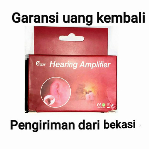 Foto Produk Alat Bantu Dengar Mendengar Pendengaran axon k80 dari yusuf_wear