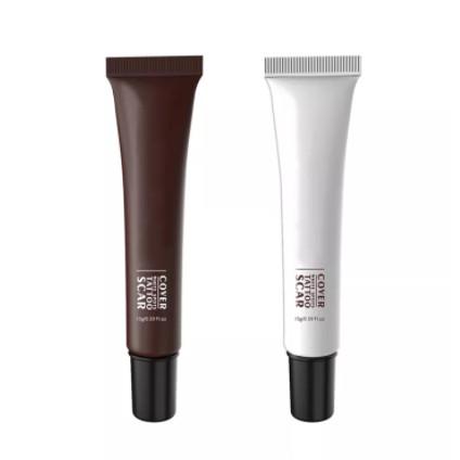 Foto Produk Concealer Penyamar Bekas Luka Vitiligo Tanda Lahir untuk Makeup Wanita - putih1pcs dari Nonny E-Mart
