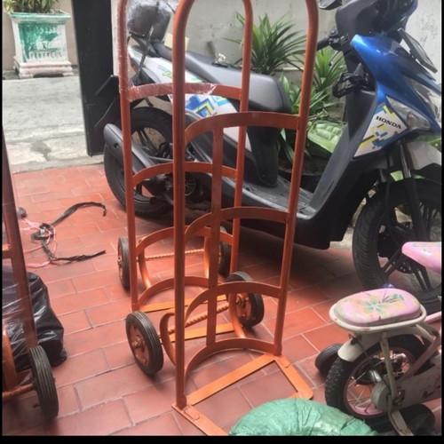 Foto Produk Trolley gas / Trolley untuk tabung oksigen berkualitas & terjamin dari Pangeran_17offcialstore