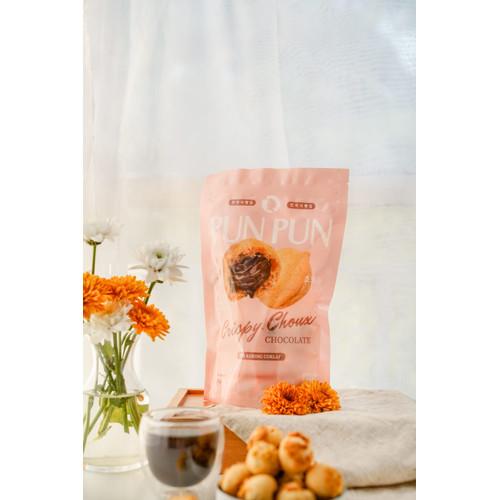Foto Produk PunPun Choux Choco dari PUNPUNSNACK
