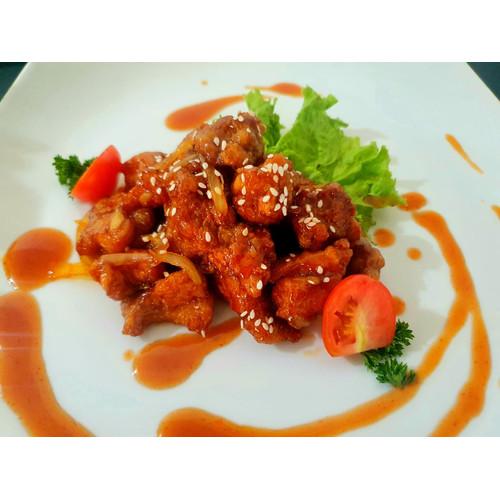 Foto Produk Crispy Honey Chicken - Non Spicy dari Halofudi