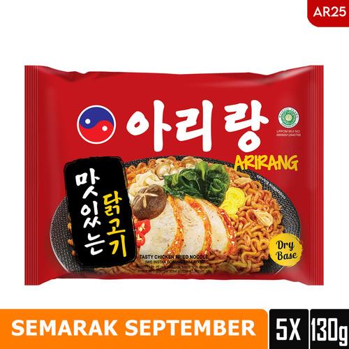 Foto Produk [PM] ARIRANG Goreng Rasa Ayam 130gr Beli 3pcs FREE 2pcs (AR25) dari Arirang Official Store