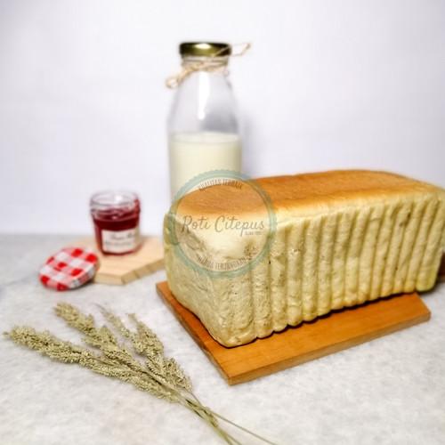 Foto Produk ROTI TAWAR KASINO | ROTI BAKAR | TANPA PENGAWET - Tidak Dipotong dari Roti_citepus