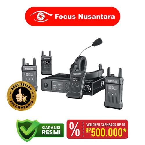 Foto Produk HOLLYLAND Syscom 1000T (4 Beltpack) dari Focus Nusantara