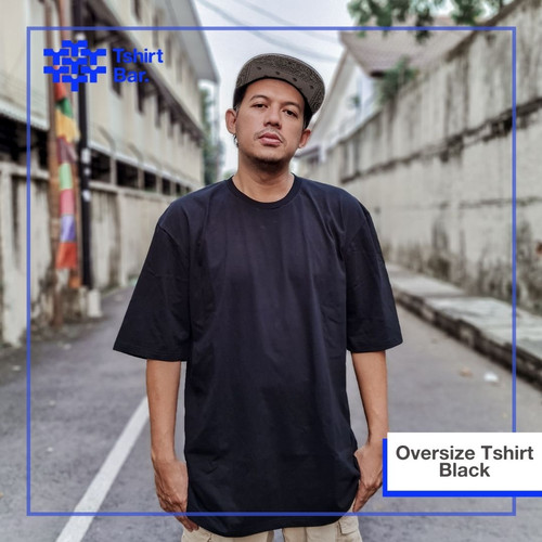 Foto Produk Oversize Tshirt Premium Heavy Cotton 20s | 100% Katun dari TSHIRTBAR