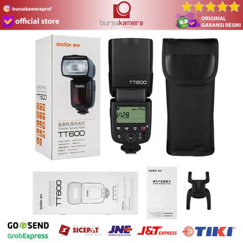 Foto Produk Godox TT600 / TT 600 Flash Universal - TT600 ONLY dari Bursa Kamera Profesional