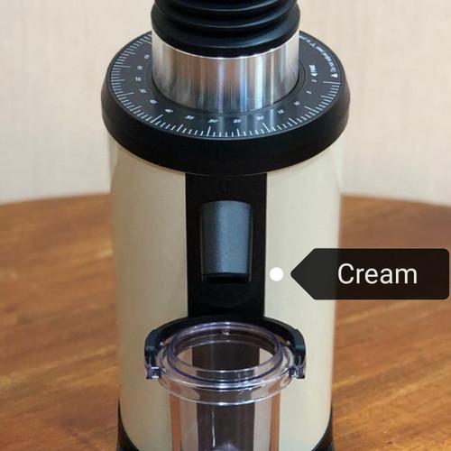 Foto Produk Grinder Elektrik DF64 Impresso Push Espresso Grinder - Cream dari Toko Rok Presso