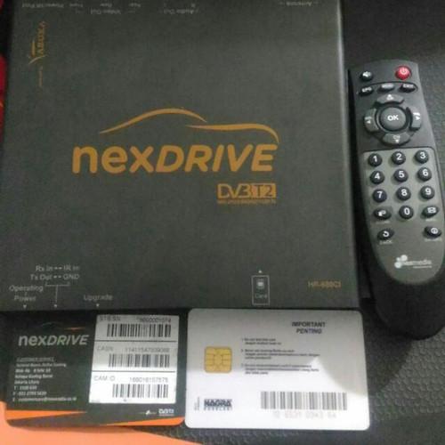 Foto Produk TV TUNER NEXDRIVE dari KRESNA CAR ACCESORIES