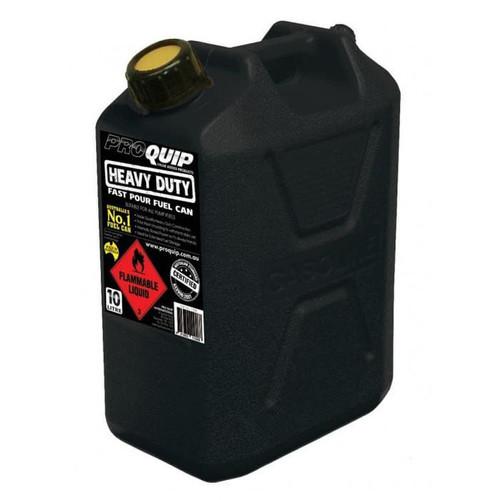 Foto Produk Proquip Heavy Duty Plastic Fuel Can 20L Black dari Banteng Mas