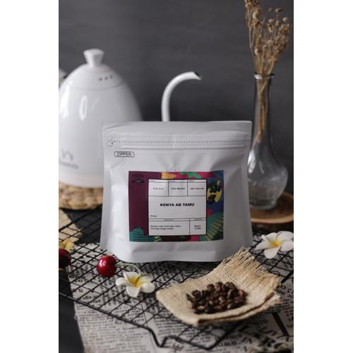Foto Produk Kopi Arabika Kenya Kiambu AB Tamu Specialty Limited - BIJI KOPI dari Kieta_coffee