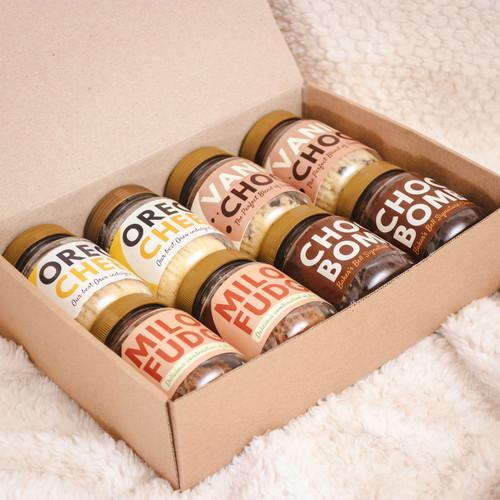 Foto Produk Jarcake DELUXE CHOCO Box (JABODETABEK + BANDUNG SAJA) dari Baker's Bell Official
