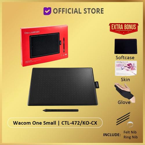 Foto Produk Wacom One by CTL-472/K0-CX Creative Pen Tablet CTL472 CTL 472 KO CX - Unit Only, CTL472 dari DUNIA COMPUTER & SERVICE
