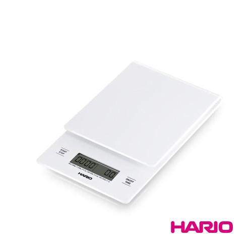 Foto Produk Hario V60 Drip Scale White VST-2000-C W Timbangan Kopi Digital dari Space Roastery