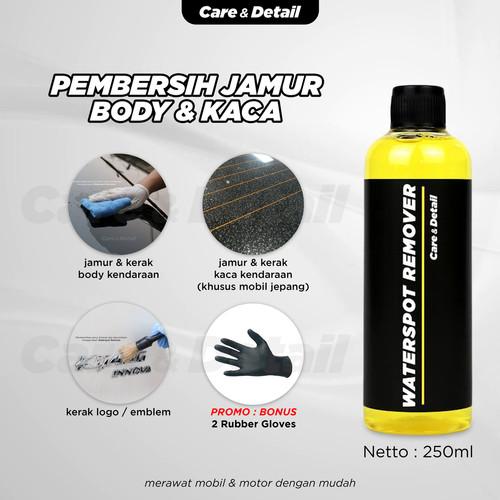 Foto Produk Waterspot Remover | Obat Pembersih Jamur Kaca Mobil & Body - 250ml dari Sapphire Official