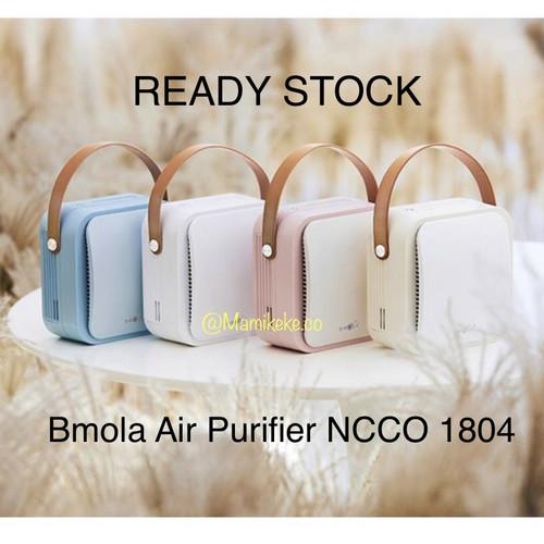 Foto Produk READY Bmola NCCO 1804 portable air purifier b-mola 1804 - 1804 Pink dari Mamikeke.co